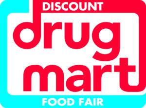 Discount Drug Mart DDM Logo Large