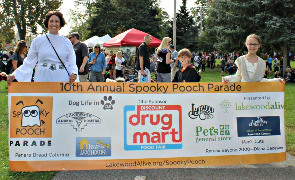 2017 Spooky Pooch Parade