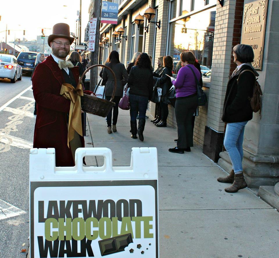 Lakewood Chocolate Walk