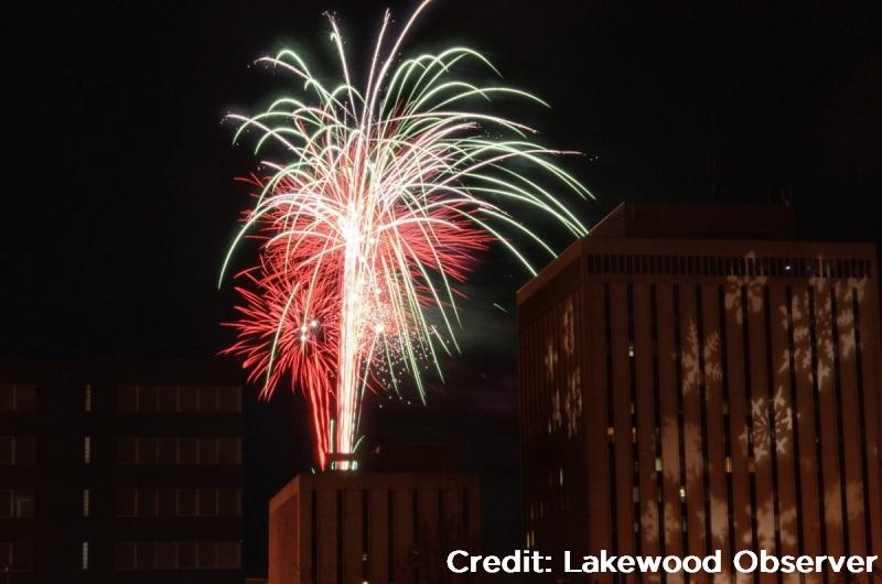 Light Up Lakewood 2016