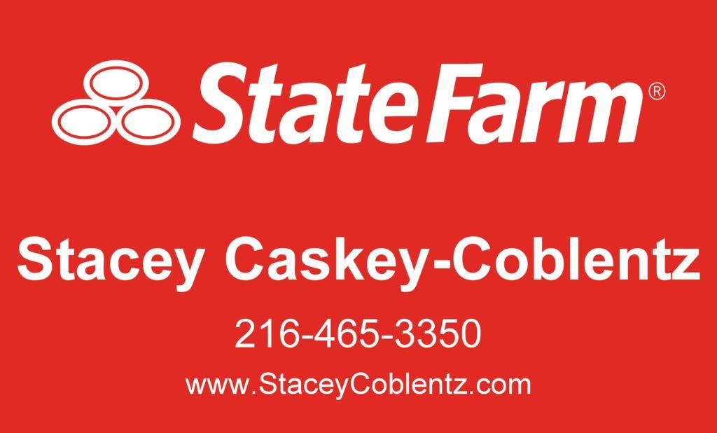 State Farm, Stacey Caskey-Coblentz Logo