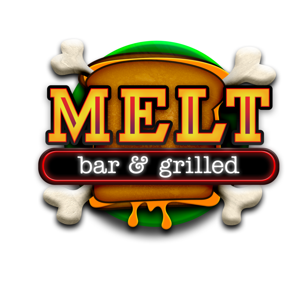 Melt Bar and Grilled Logo