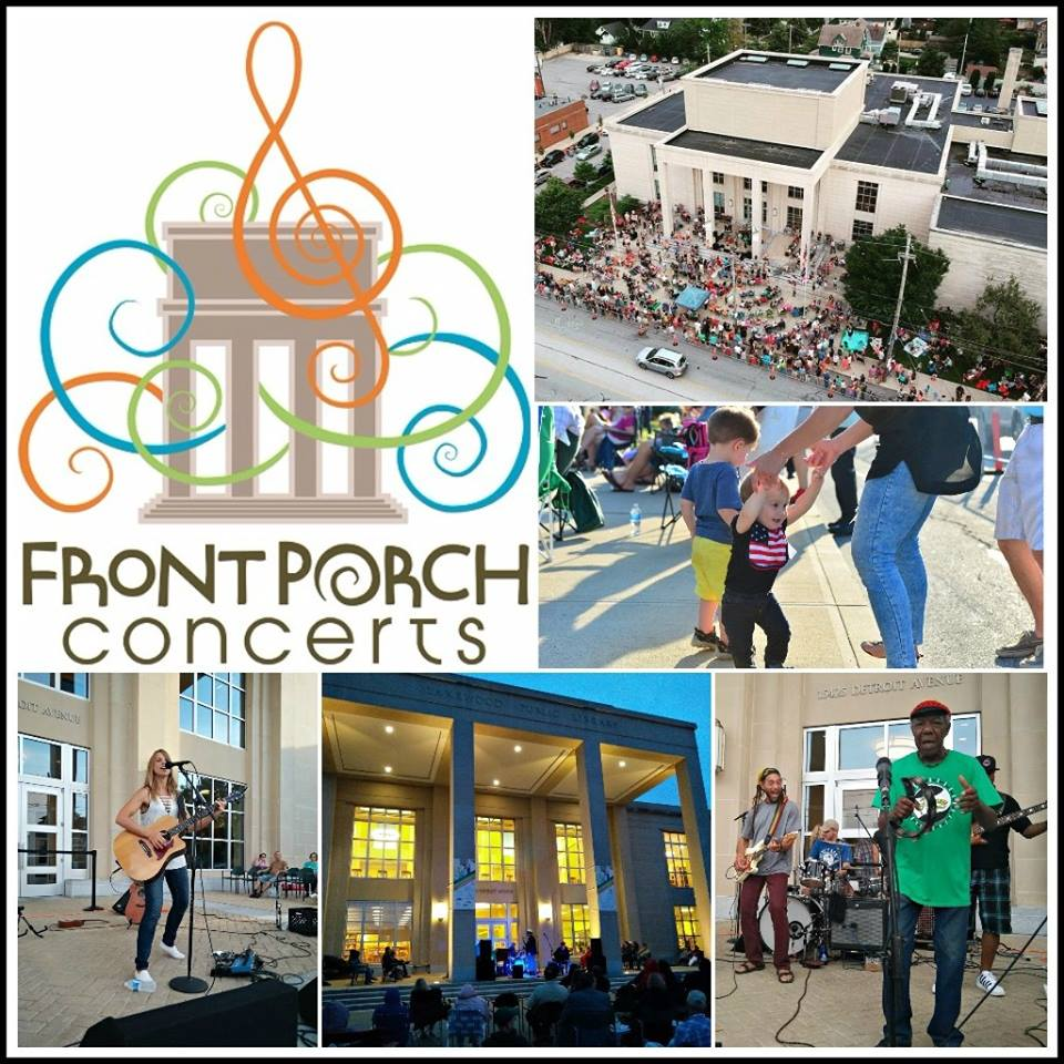 2017 Front Porch Concert Series