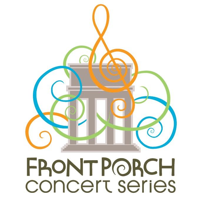 front porch concert series logo