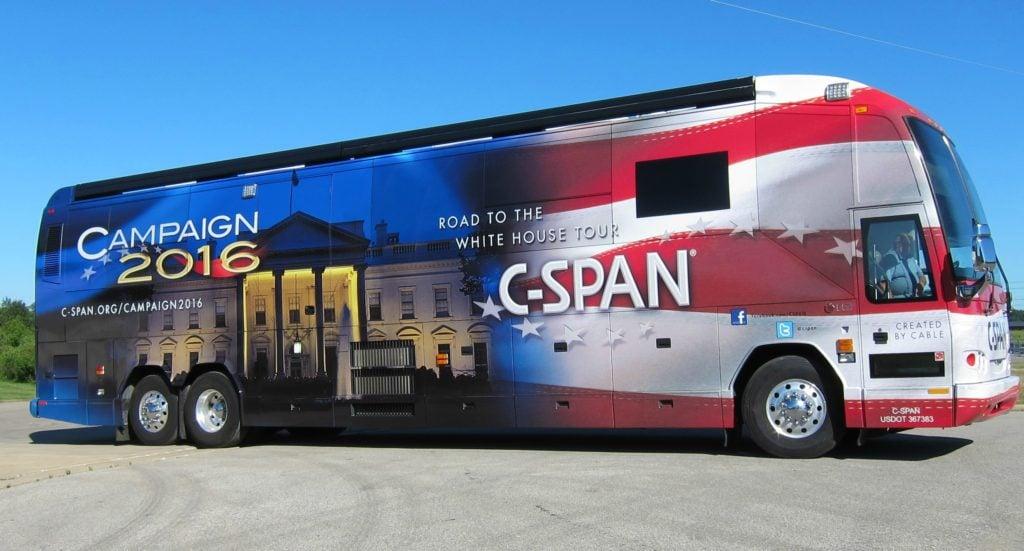 C-SPAN in Lakewood