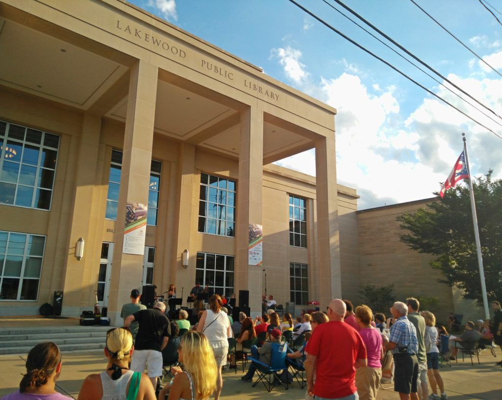 LakewoodAlive's Front Porch Concert Series