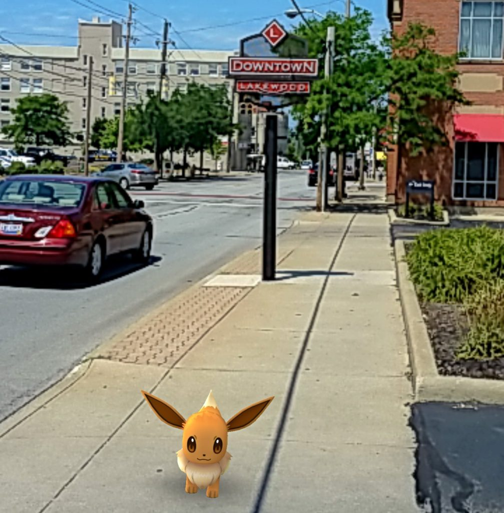 Downtown Lakewood Pokemon GO Contest
