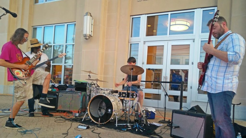 LakewoodAlive Front Porch Concert Series