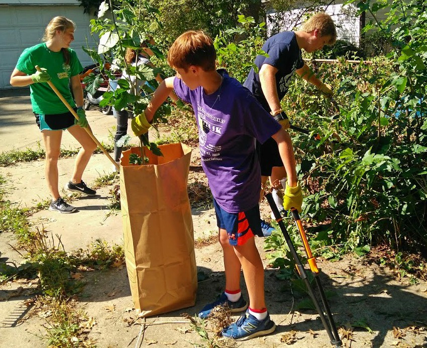 LakewoodAlive Volunteer Projects