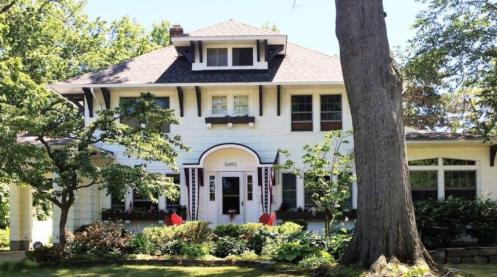 Lakewood House and Garden Tour