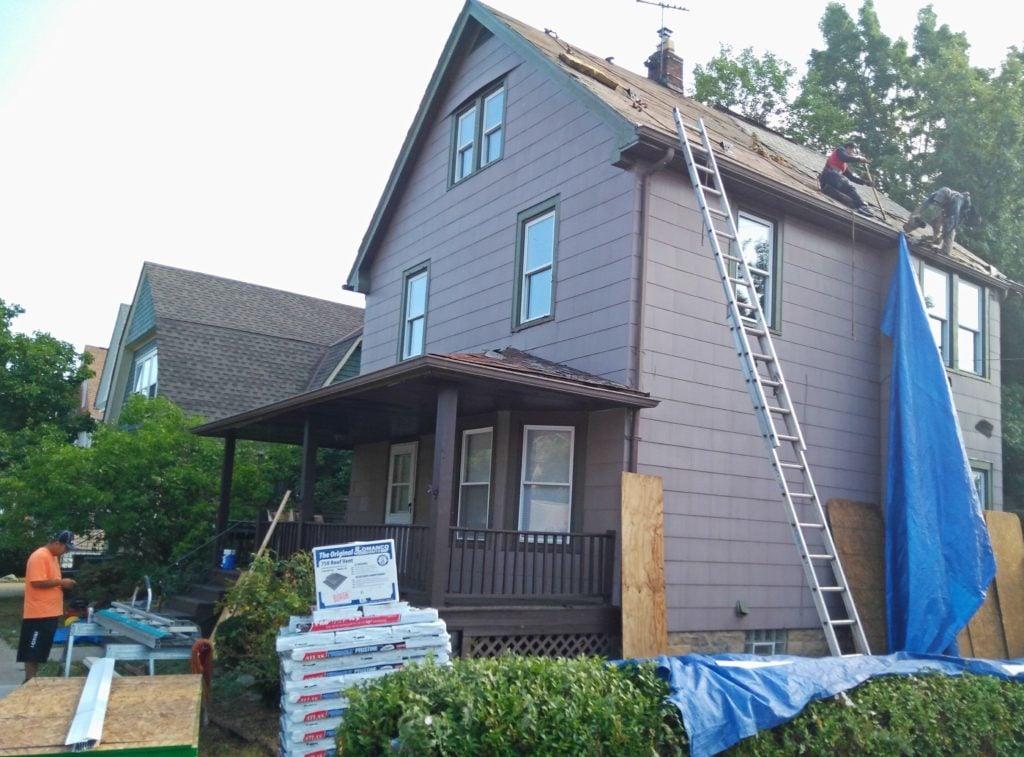 LakewoodAlive Roofing Workshop