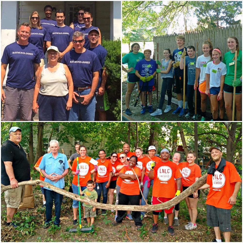 LakewoodAlive Volunteer Projects