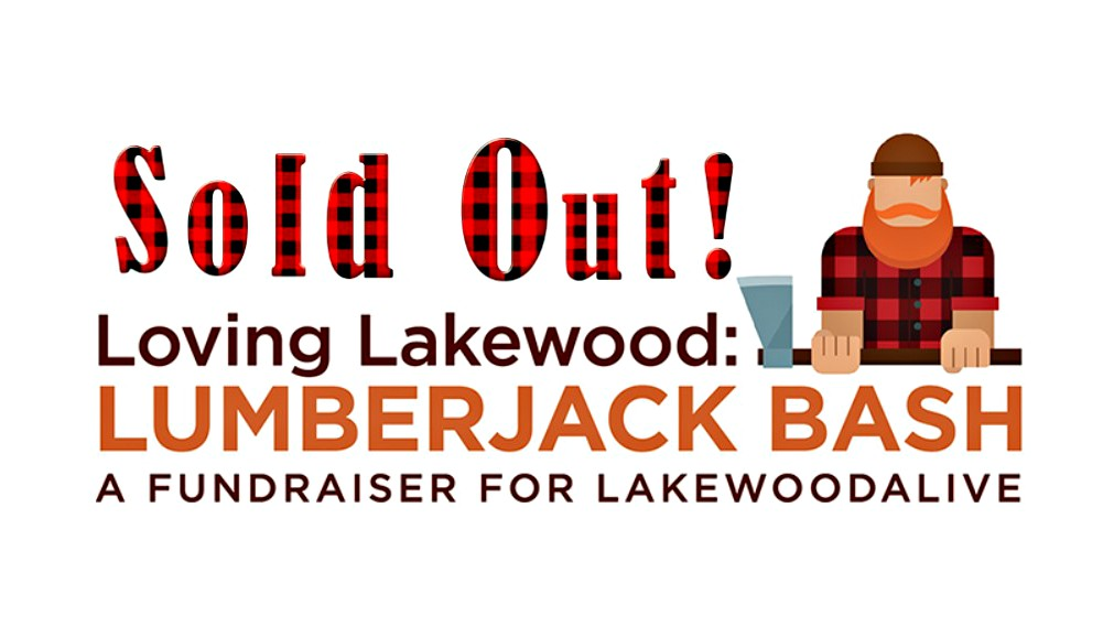 Lumberjack Bash Sold Out
