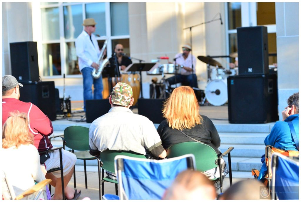 Experience Front Porch Concert Series