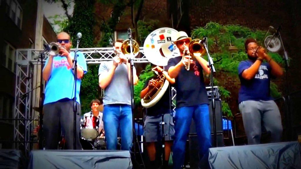 Revolution Brass Band