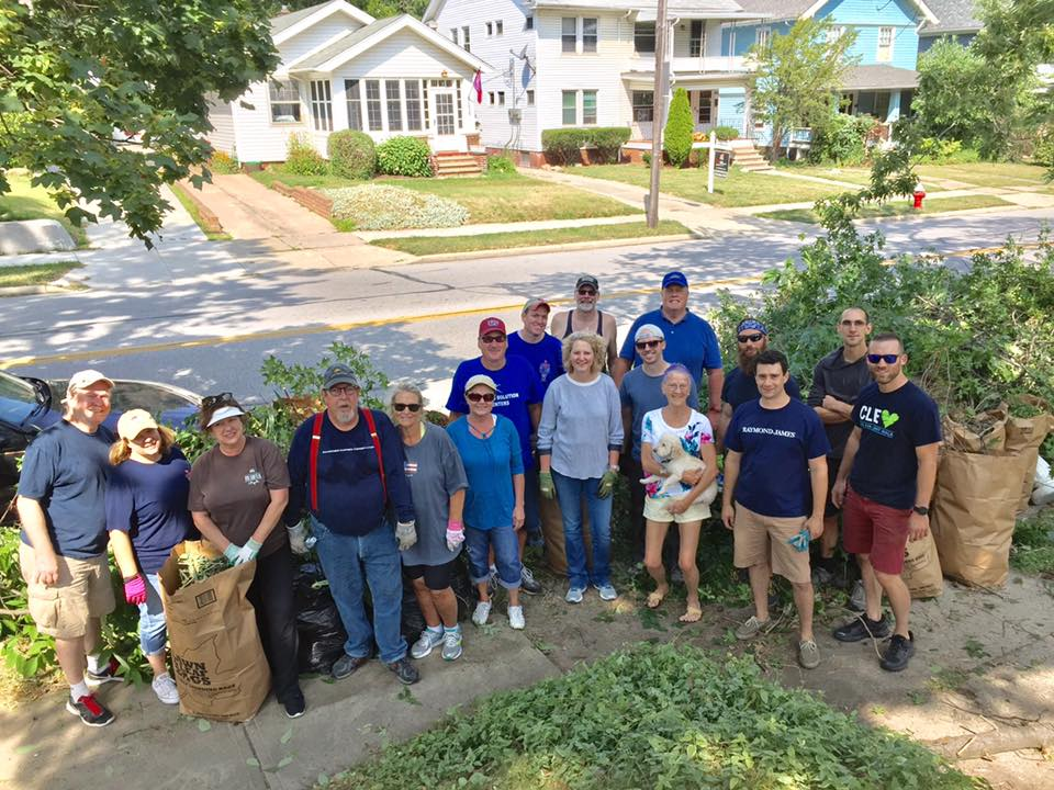 Bentley Wealth Management Volunteer Project