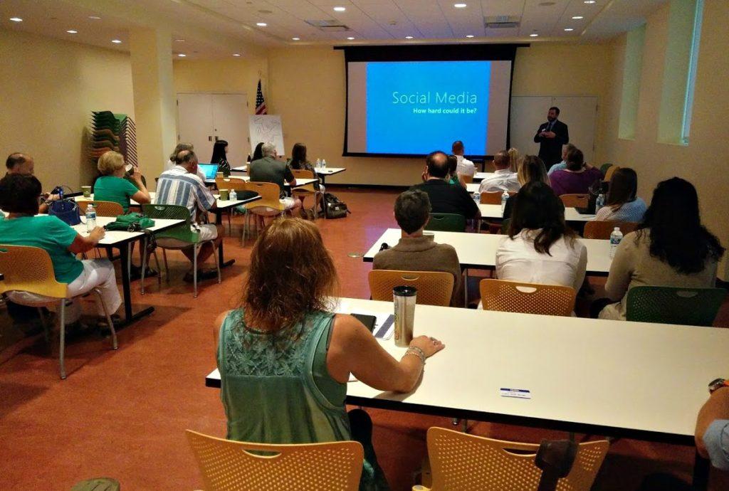 LakewoodAlive Social Media Workshop
