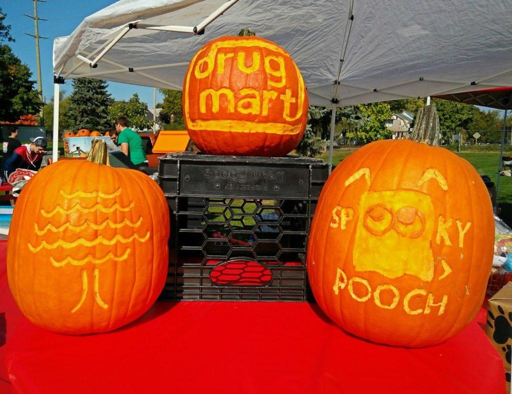 Spooky Pooch Parade - Discount Drug Mart