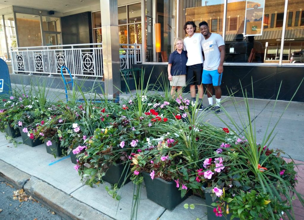 LakewoodAlive Flower Blossoms Program