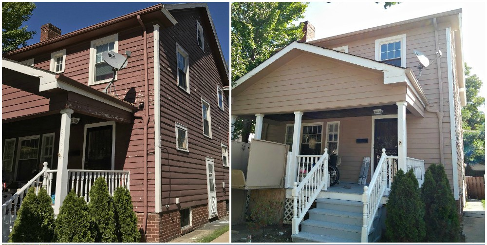 Dependable Painting Before and After