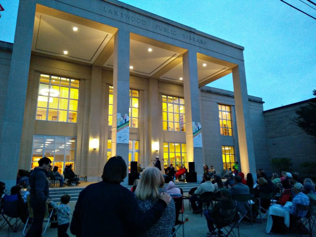 LakewoodAlive's 2017 Front Porch Concert Series