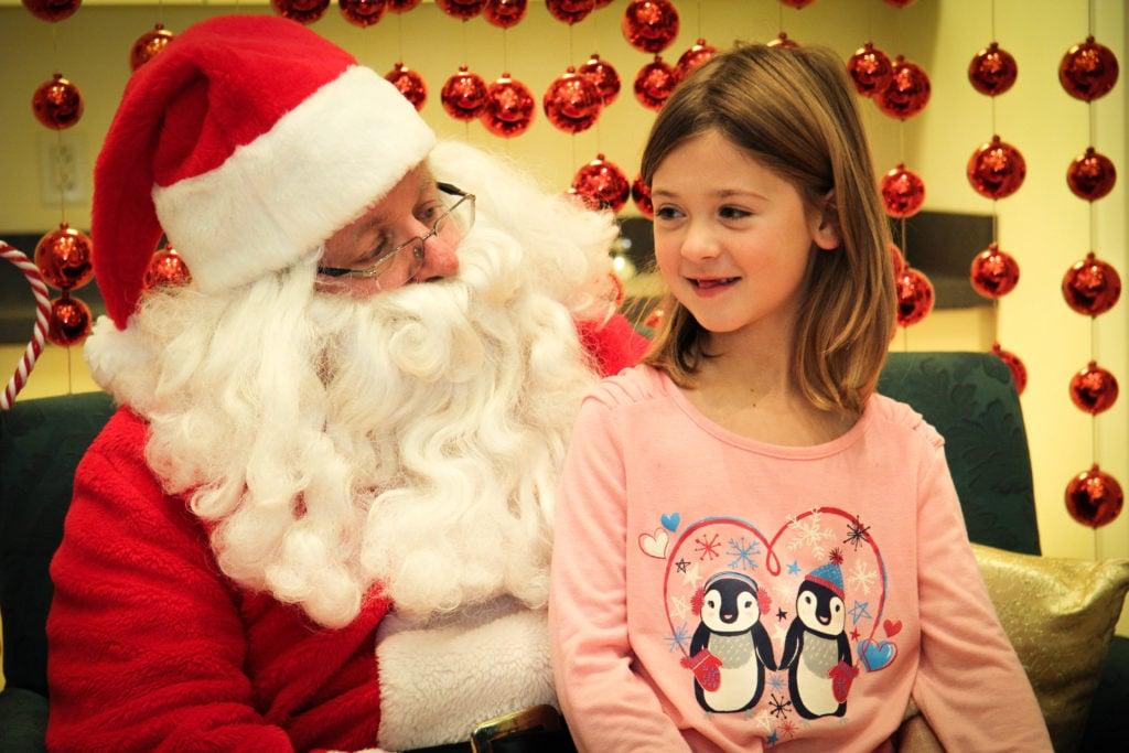 LakewoodAlive Breakfast with Santa