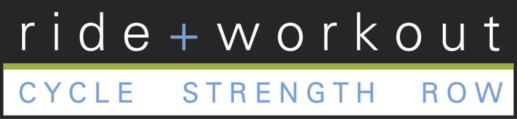 Ride + Workout Logo