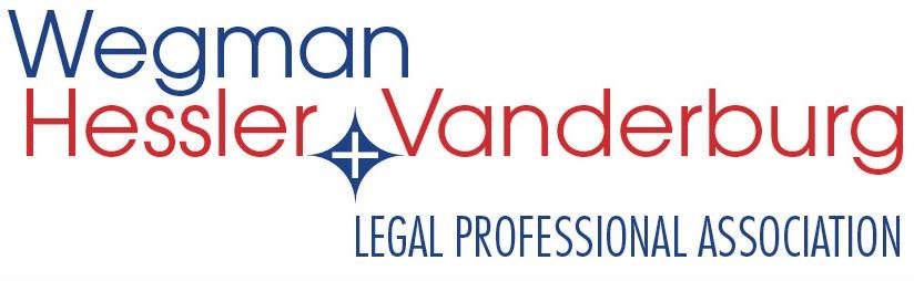 Wegman Hessler & Vanderburg Logo