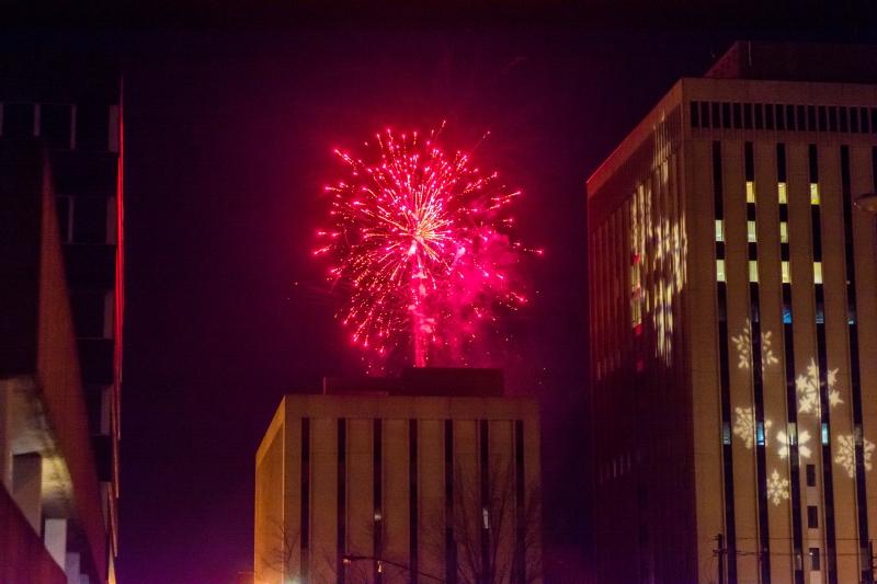 Light Up Lakewood 2017 Festive Celebration