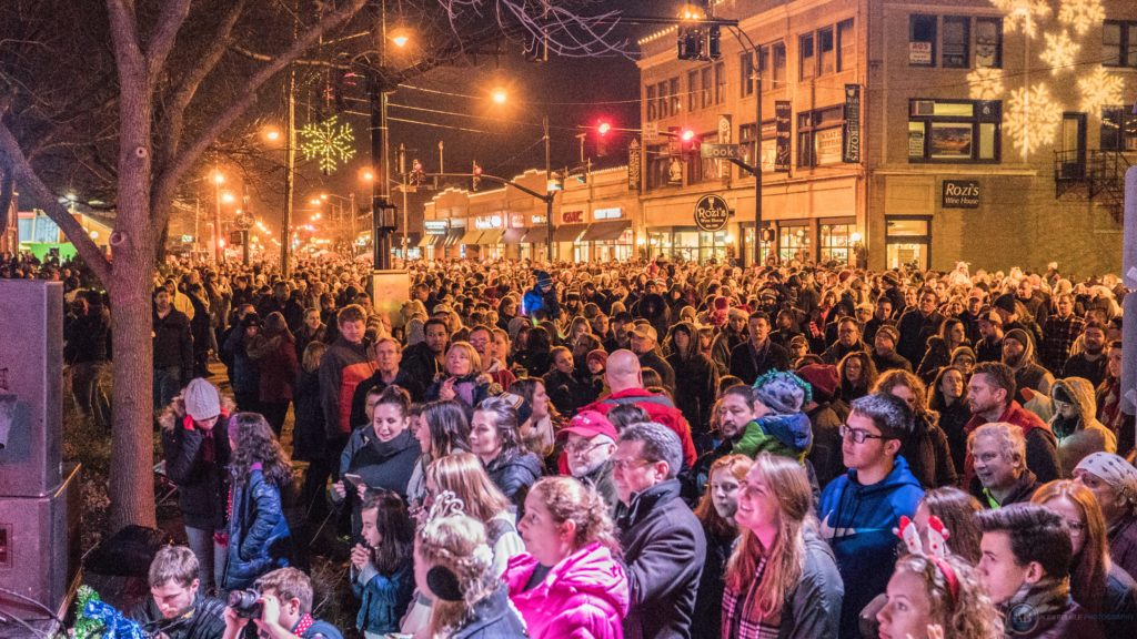 Light Up Lakewood 2017 Festive Celebration