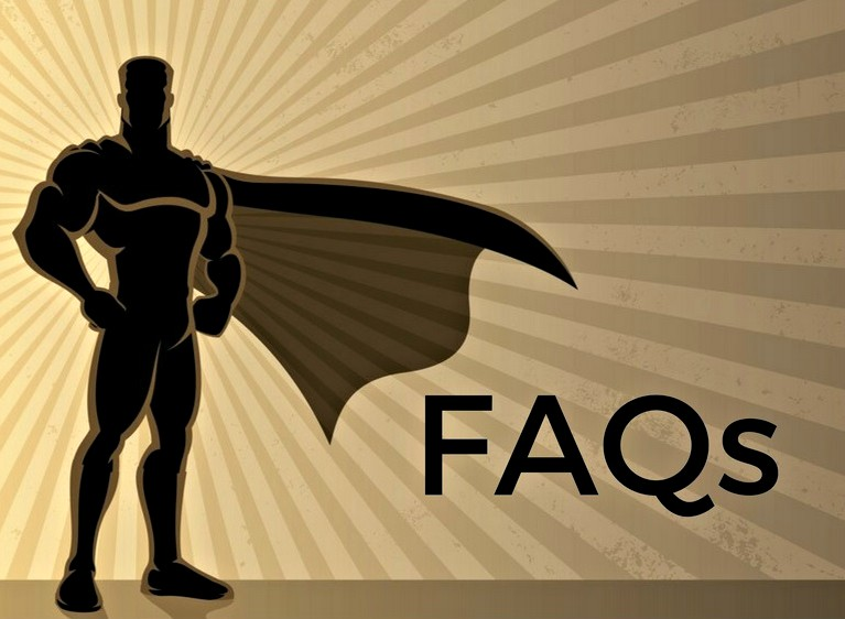 Superheroes Unite Frequently Asked Questions FAQs