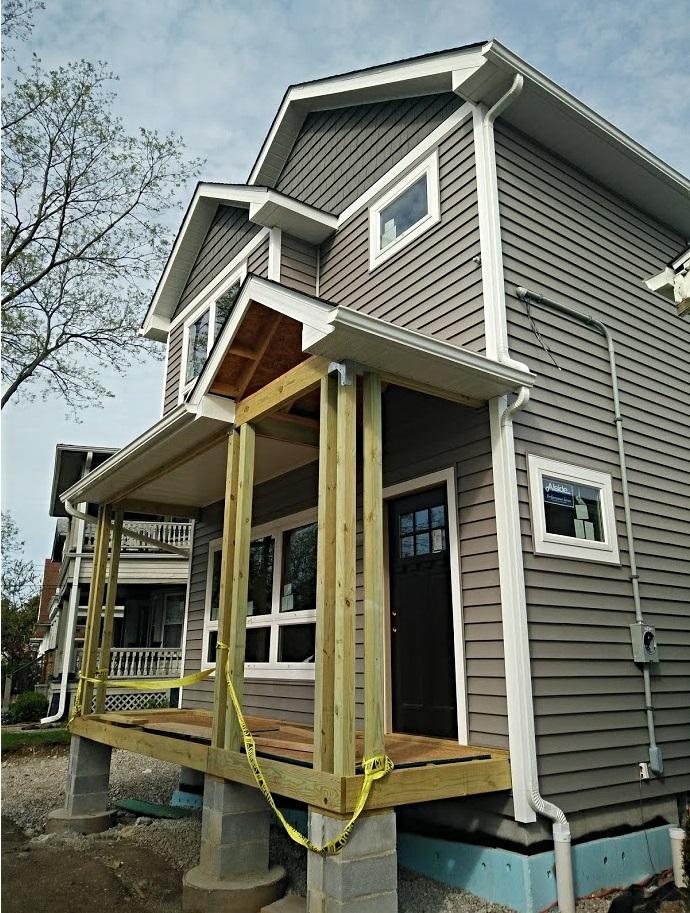 Edanola Avenue Housing Project