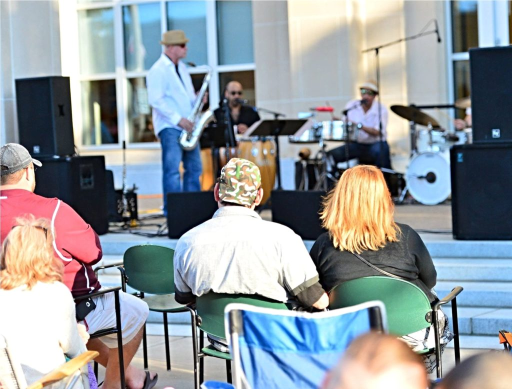 Experience LakewoodAlive Front Porch Concert Series