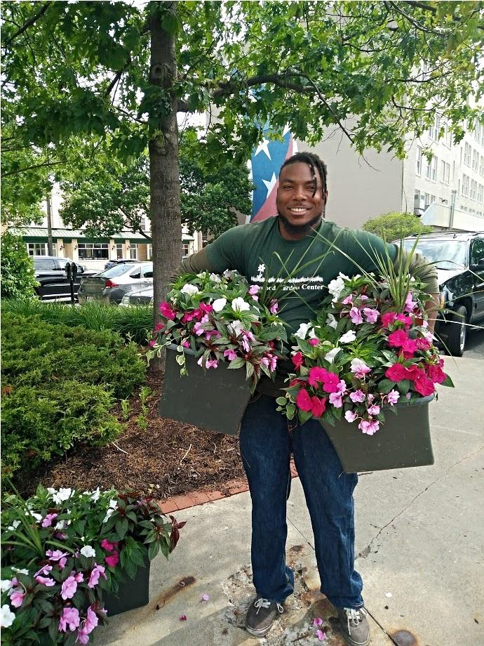 LakewoodAlive Flower Blossoms Program