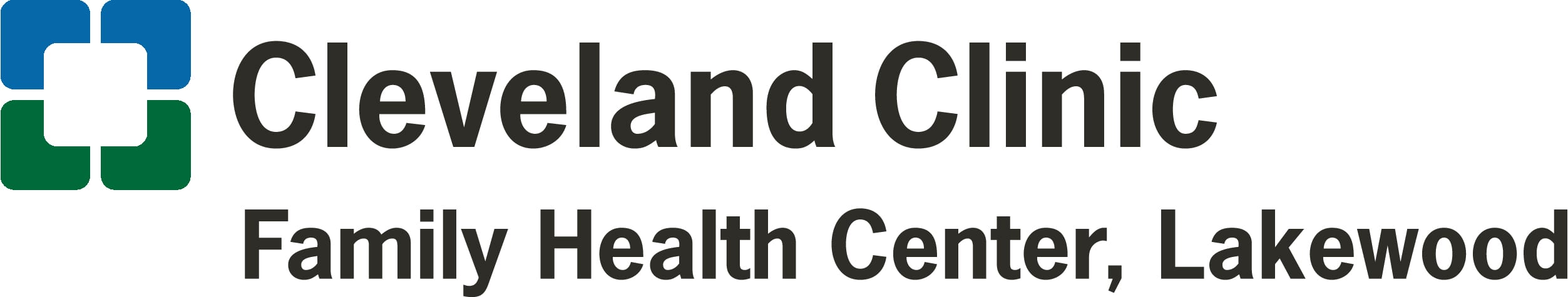 Cleveland Clinic Lakewood Family Health Center Logo