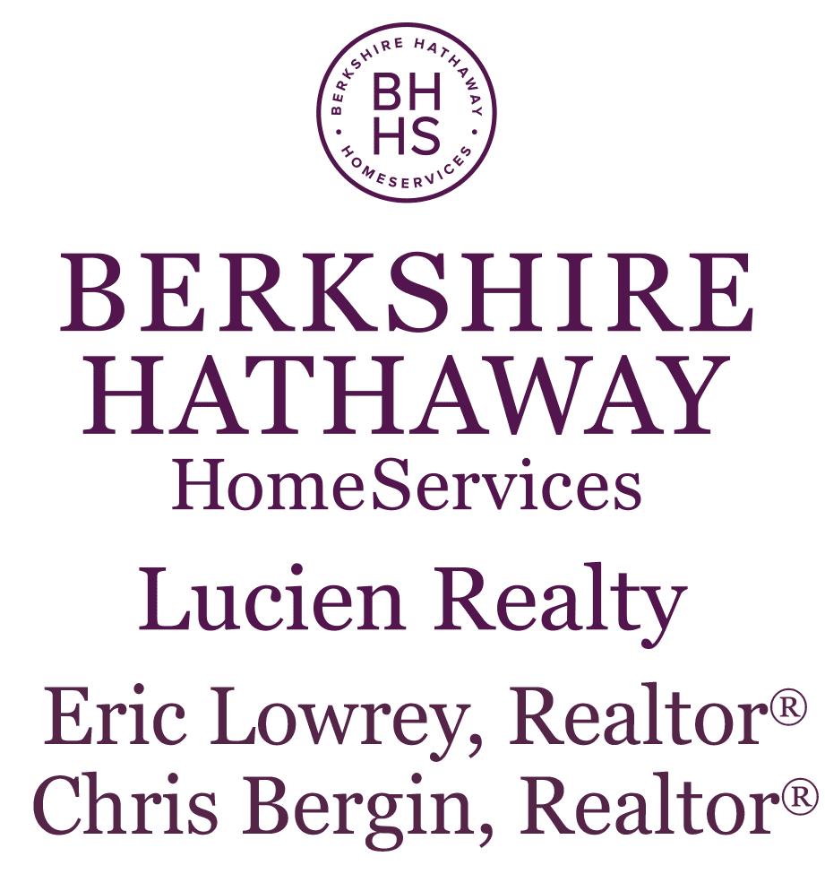 Eric Lowrey and Chris Bergin, Berkshire Hathaway/Lucien Realty