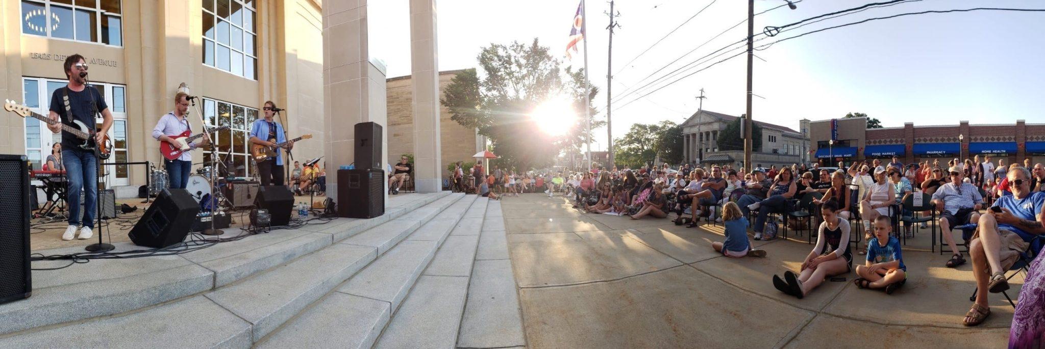 Front Porch Concert Series