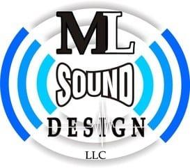MLSound Design LLC Logo