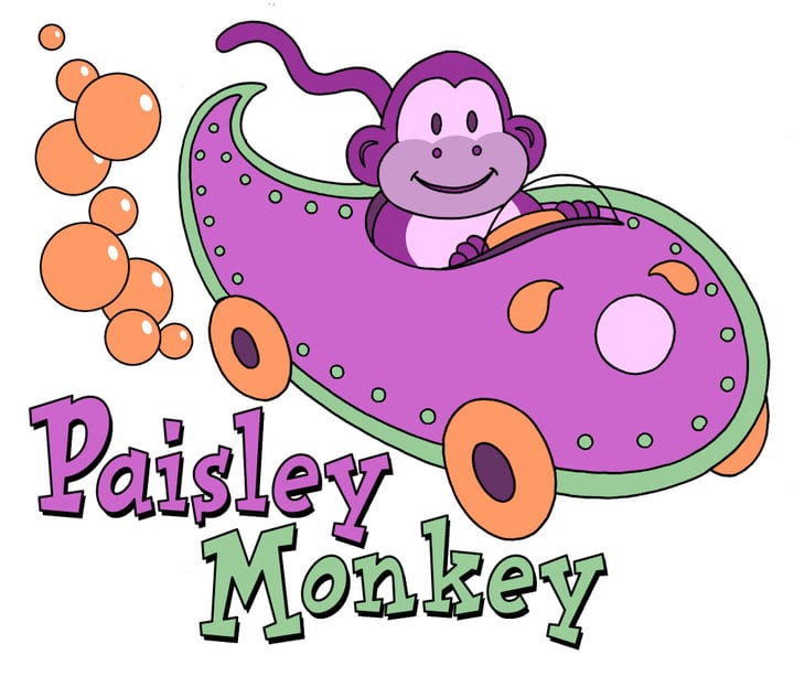 Paisley Monkey
