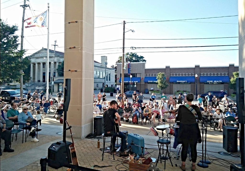 Lakewood Music Collective at Front Porch Concert Series