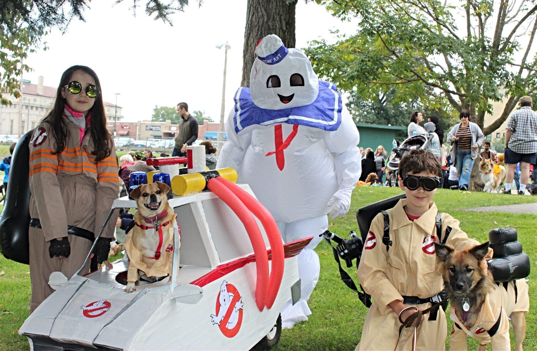 2018 Spooky Pooch Parade