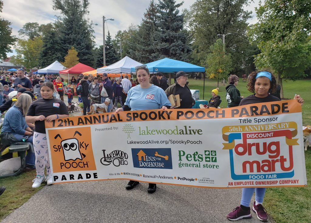 LakewoodAlive's Spooky Pooch Parade