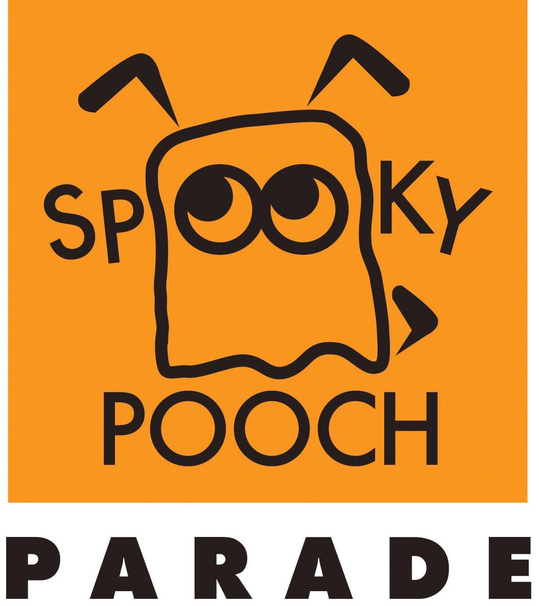 Spooky Pooch Parade Logo