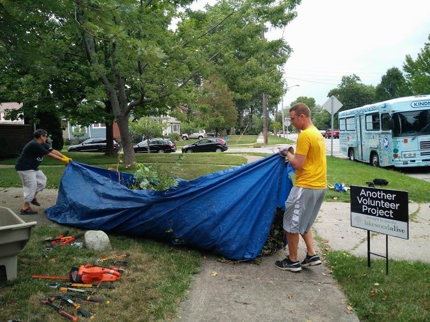 LakewoodAlive Board Volunteer Project