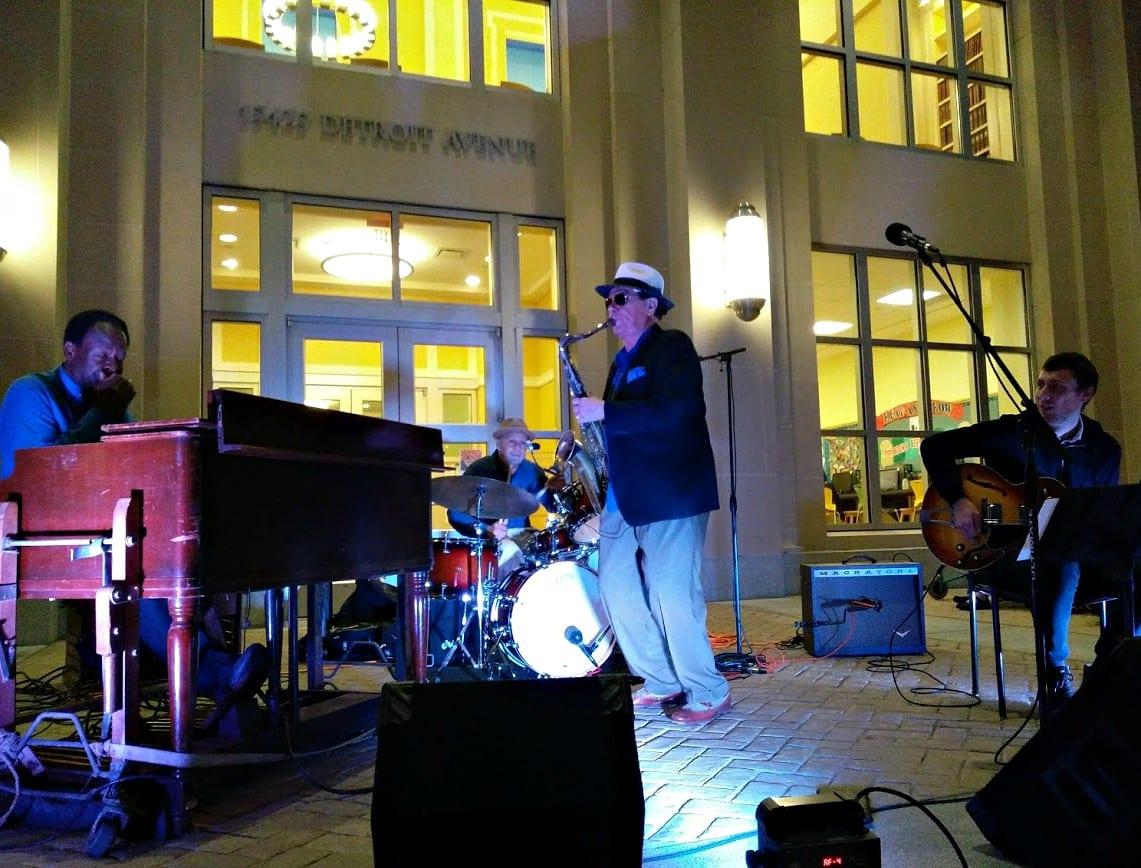 Ernie Krivda Front Porch Concert Series