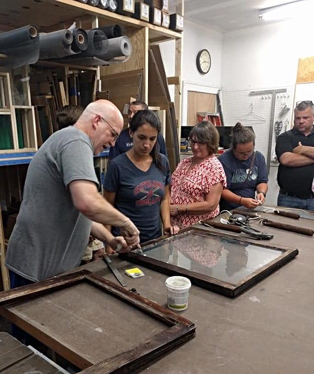 LakewoodAlive Window Repair Workshop