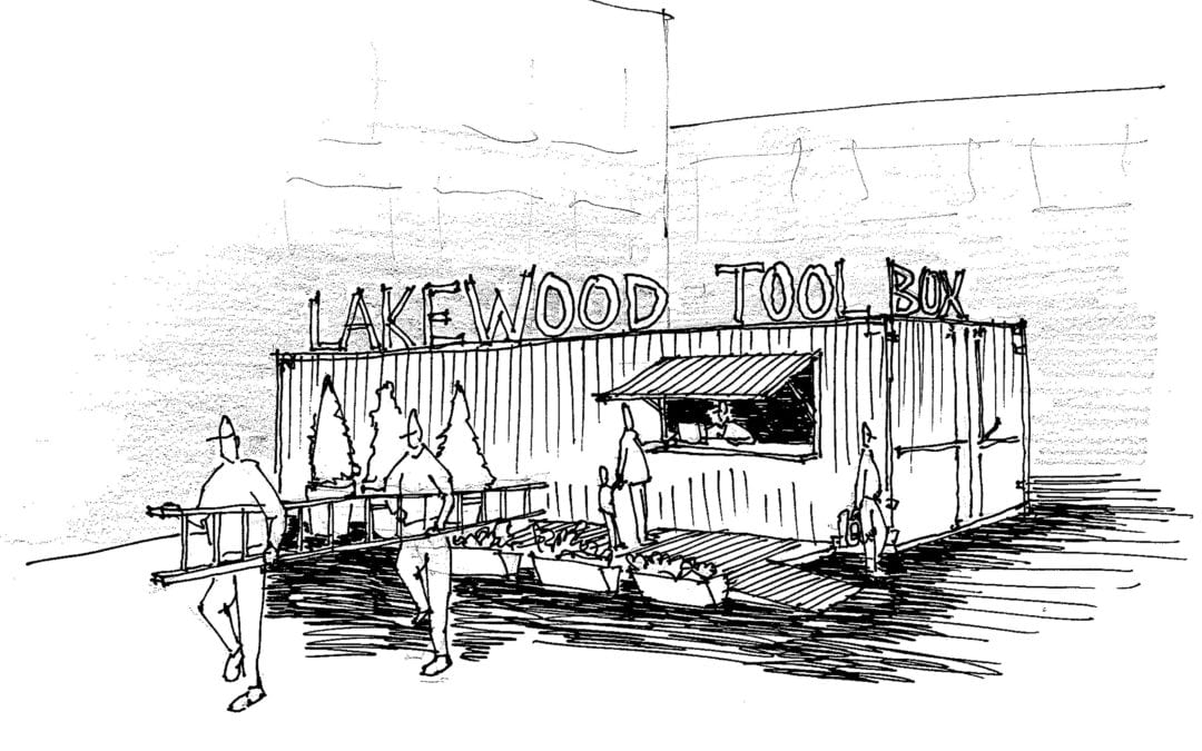 LakewoodAlive Launches Crowdfunding to Implement Tool Lending Library