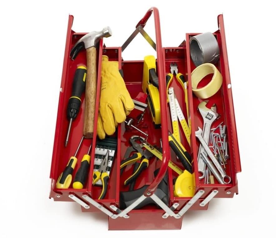 LakewoodAlive Tool Box Workshop