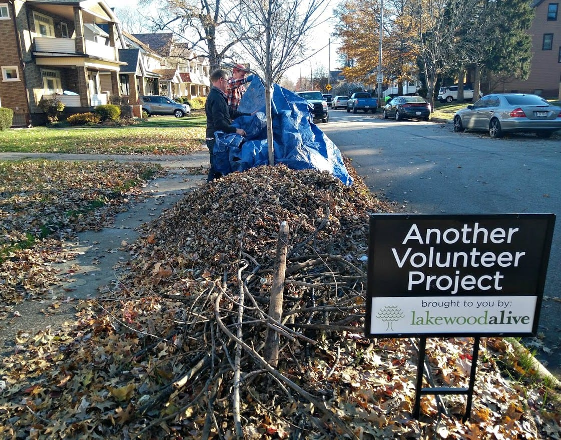 Giving Tuesday Volunteer Project