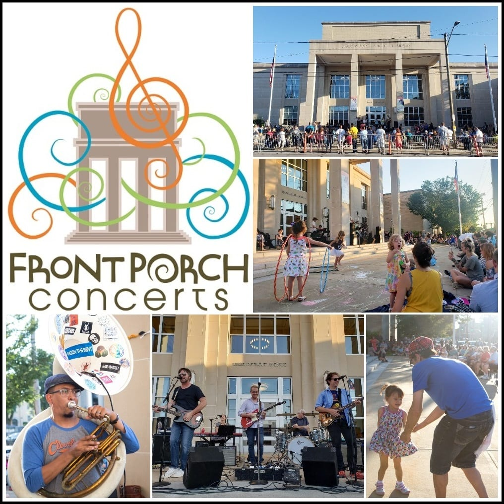 2019 Front Porch Concert Series